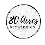 80 Acres Brewing Logo