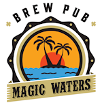 Magic Waters Brew Pub Logo