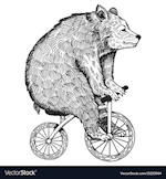Bicycle Bear Logo
