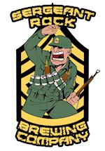 Sergeant Rock Brewing.  Logo