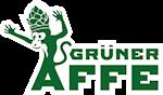 Grüner Affe Brauerei Logo