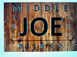 Middle Joe Beer Co. Logo