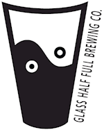 Glass Half Full Brewing Company Logo