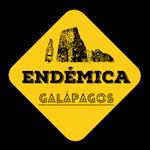 La Endemica Galapagos Logo