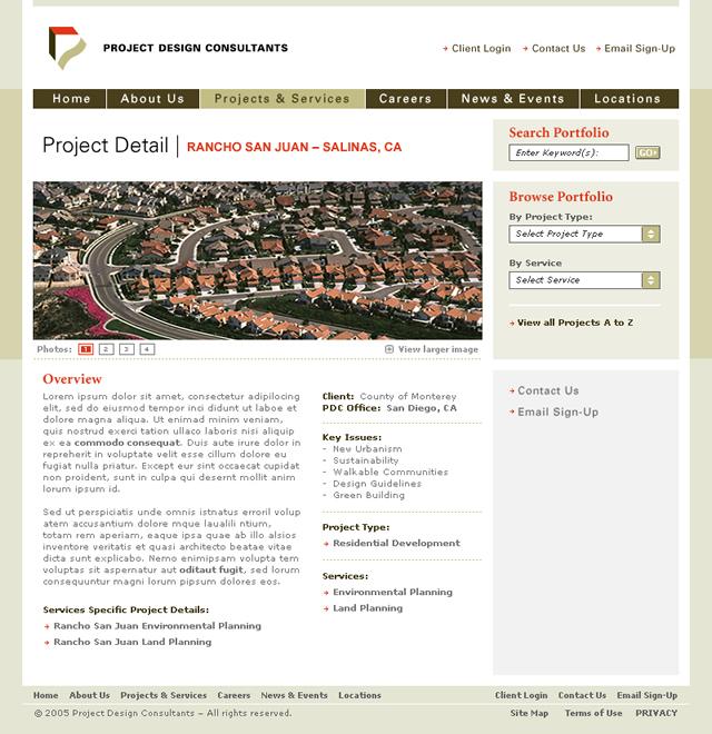 project design