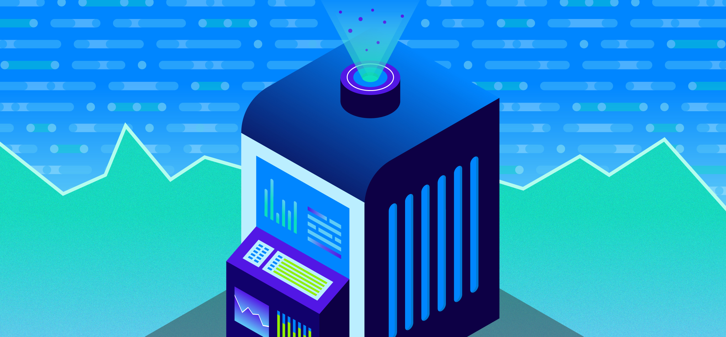Power Of Data Hero Image