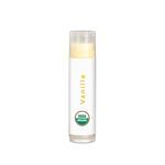 Medium plain vanilla organic lip balm