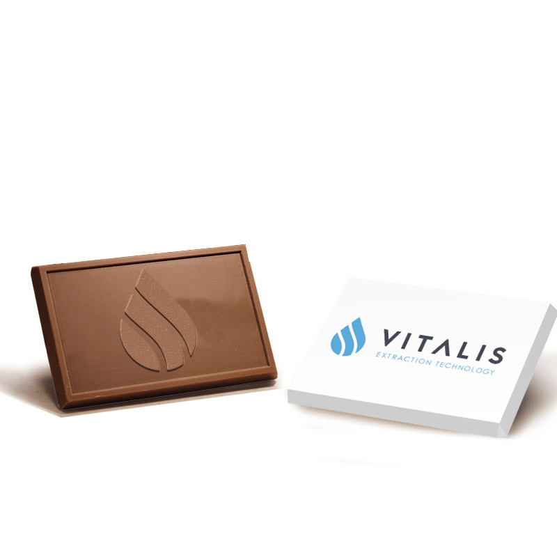 Small chocolate bar vitalis
