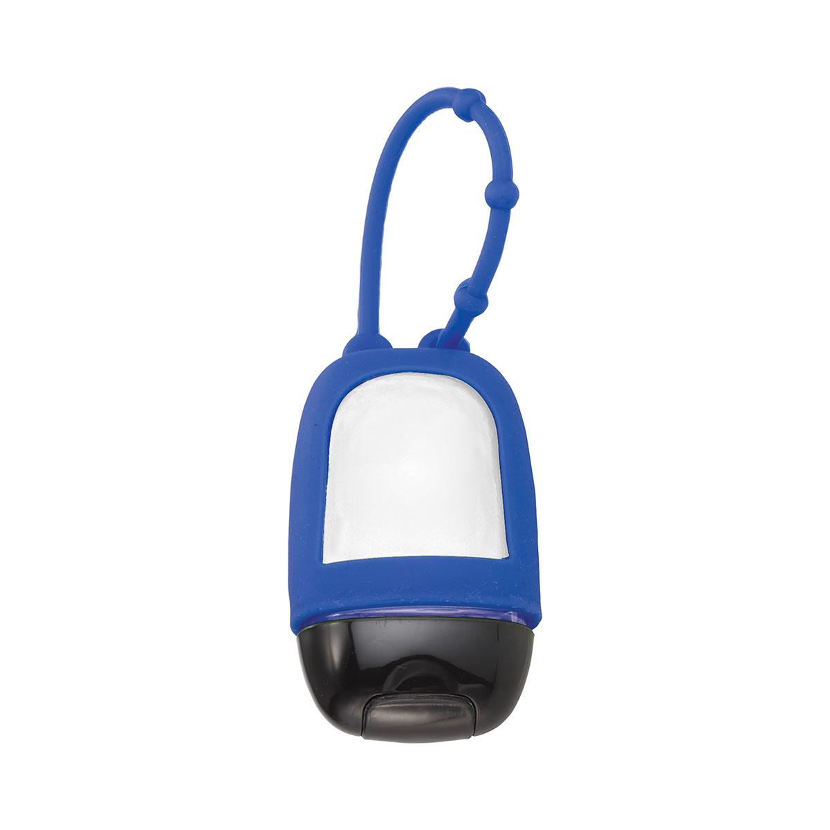 Droplet santizer blue