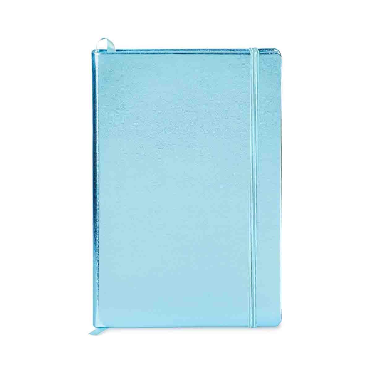 Spector metallic journal blue