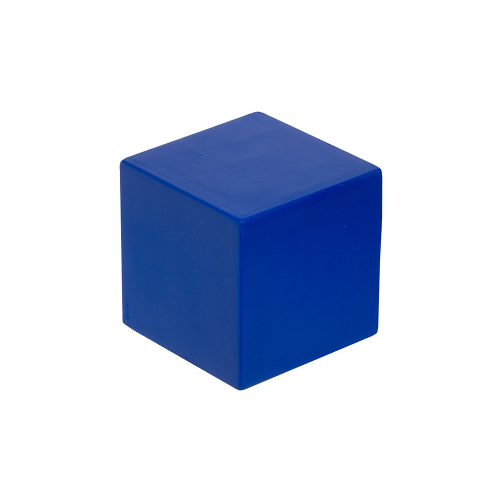 Blue cube stress relief