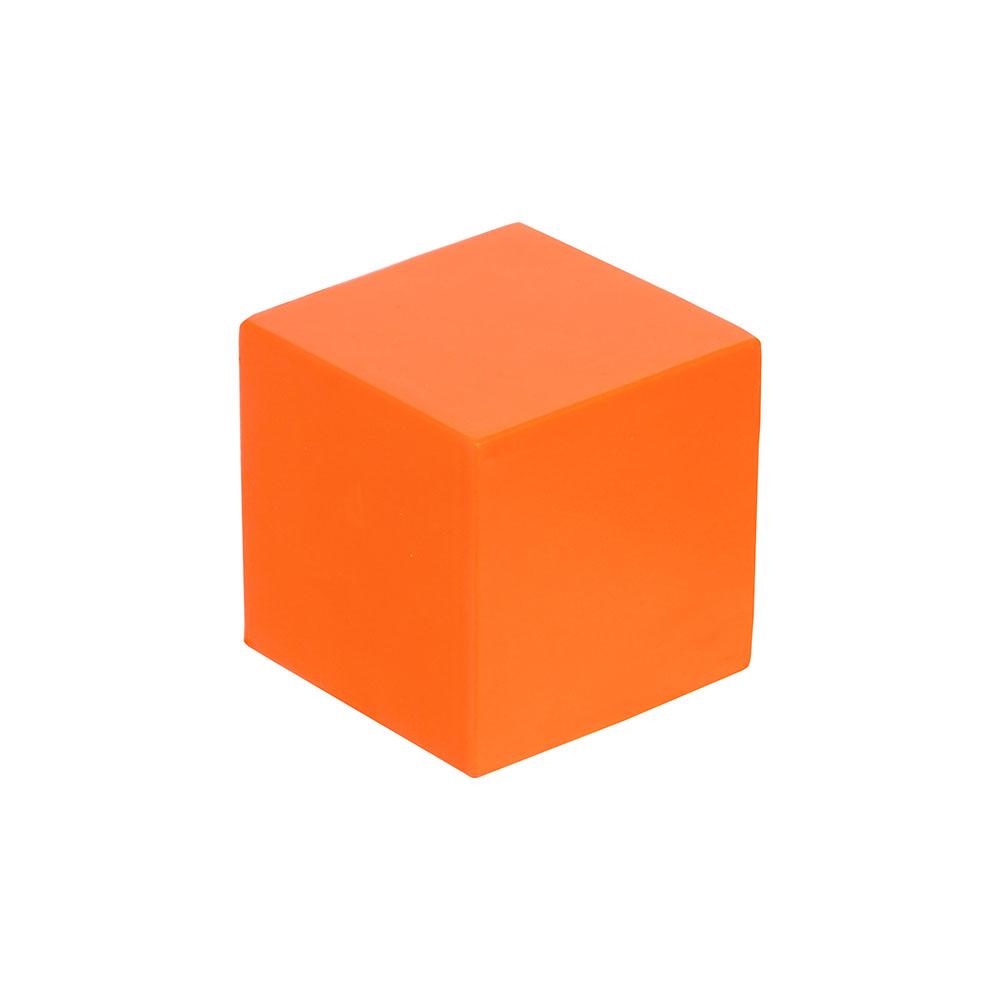 Orange cube stress relief