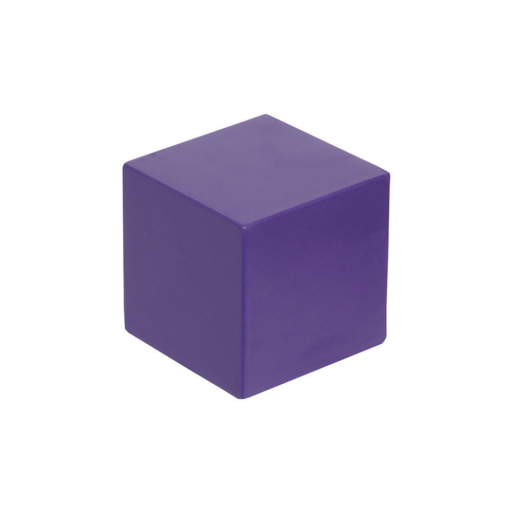 Purple cube stress relief