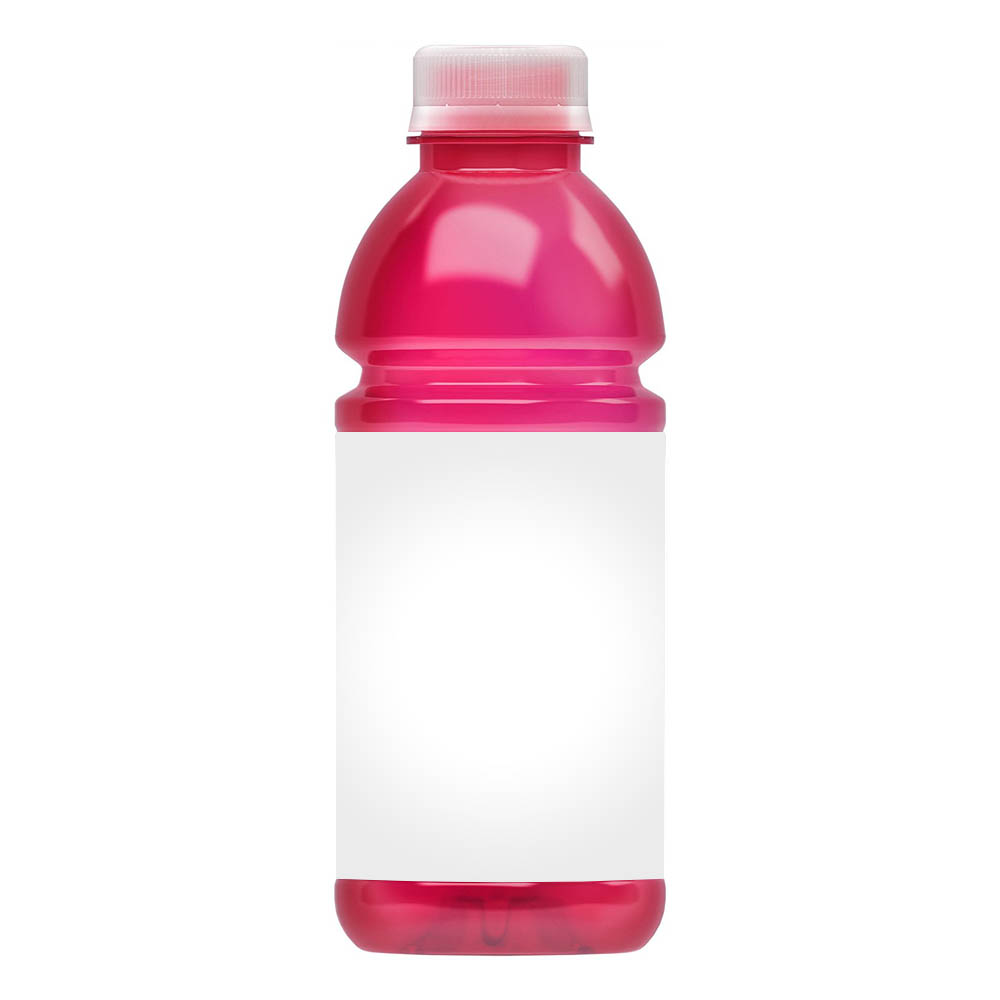 Vitamin water pink