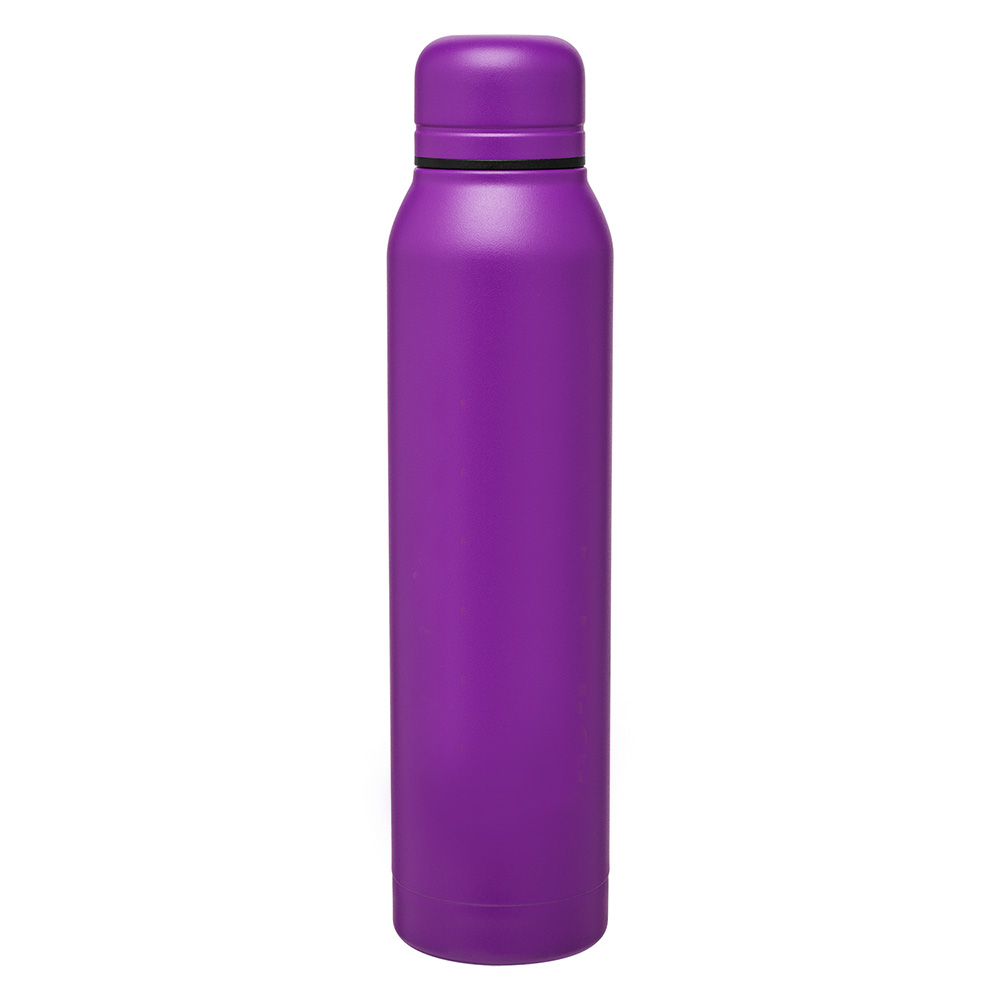 Purple james bottle