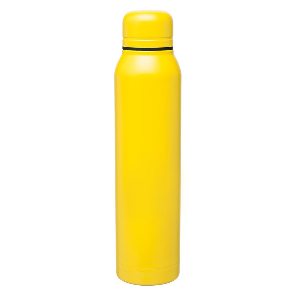 Yellow james bottle