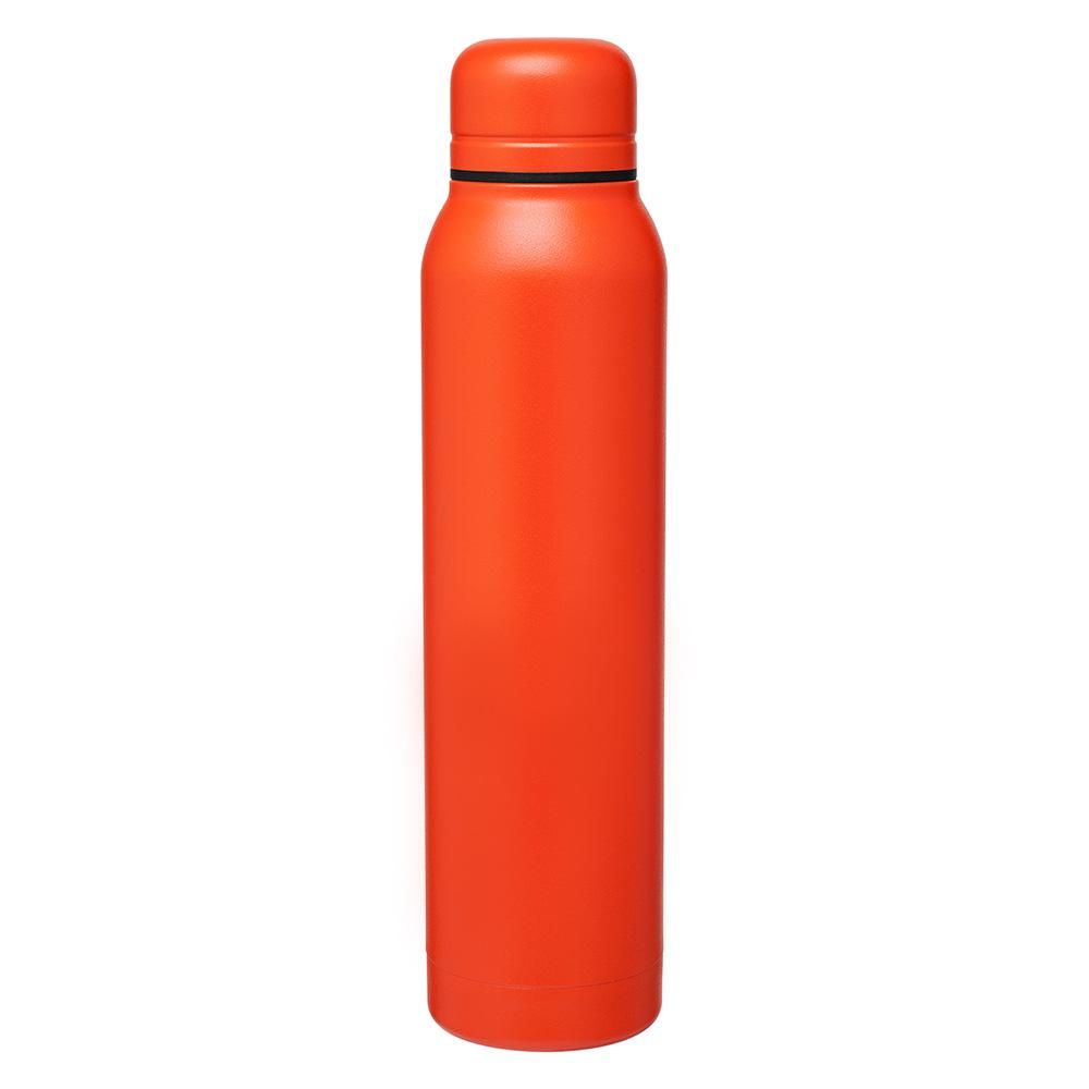 Orange james bottle