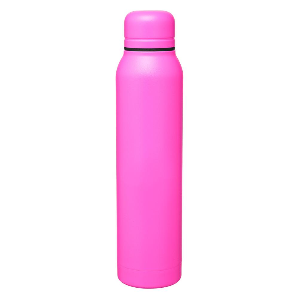 Pink james bottle