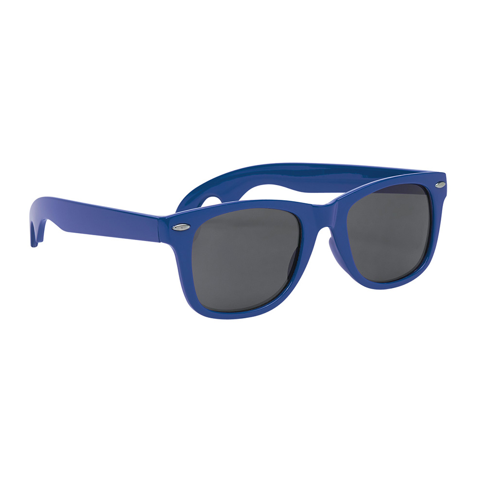 Blue classic opener sunglasses