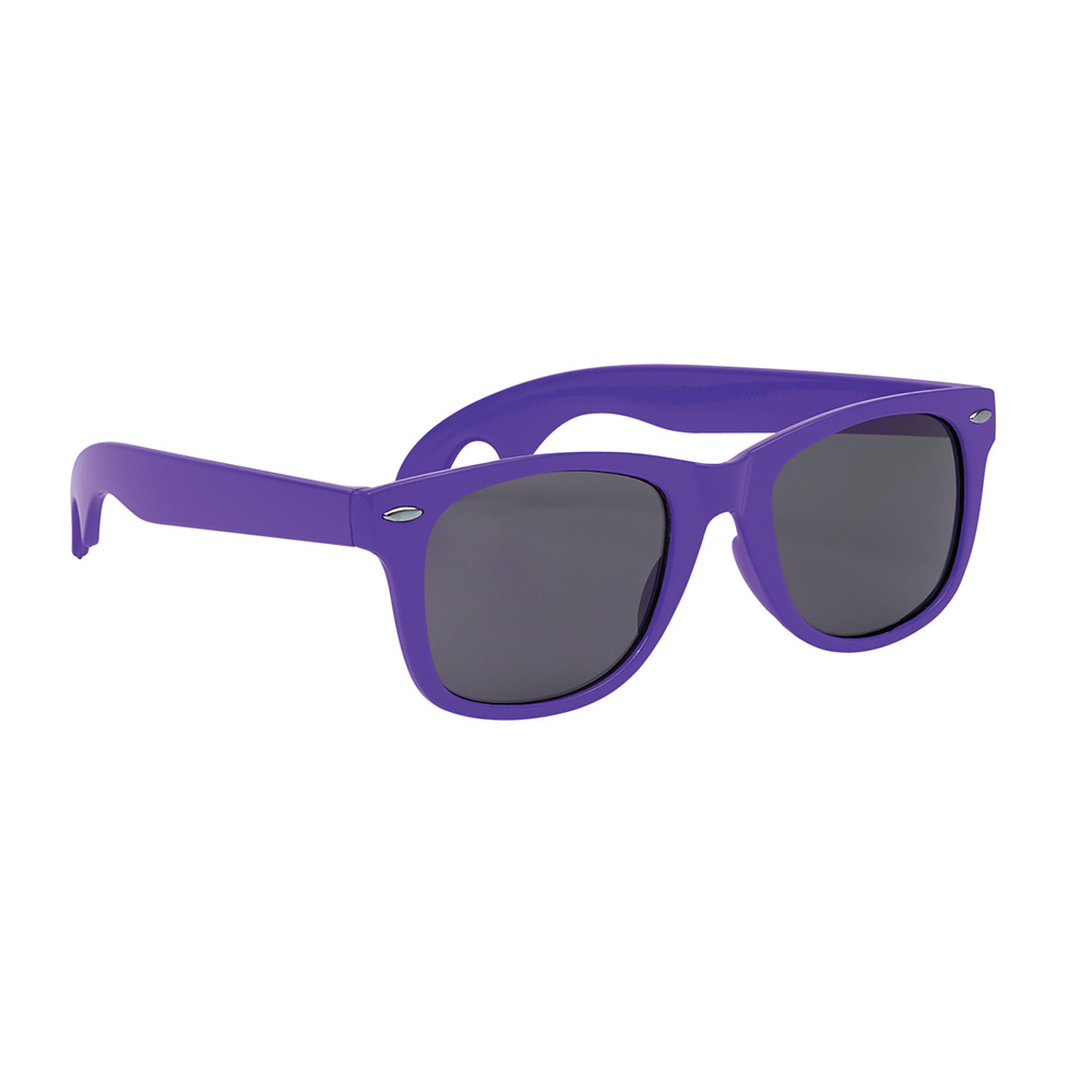 Purple classic opener sunglasses