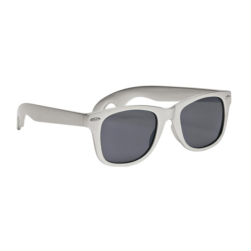 Silver classic opener sunglasses