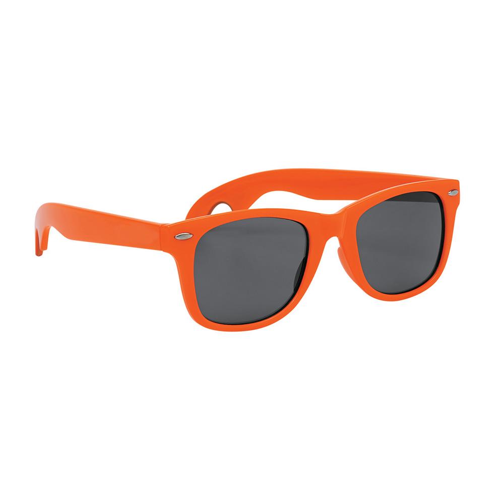Orange classic opener sunglasses