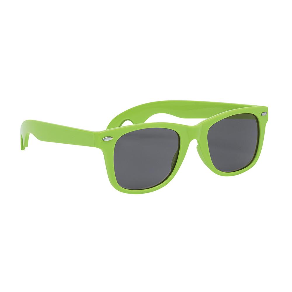 Lime classic opener sunglasses