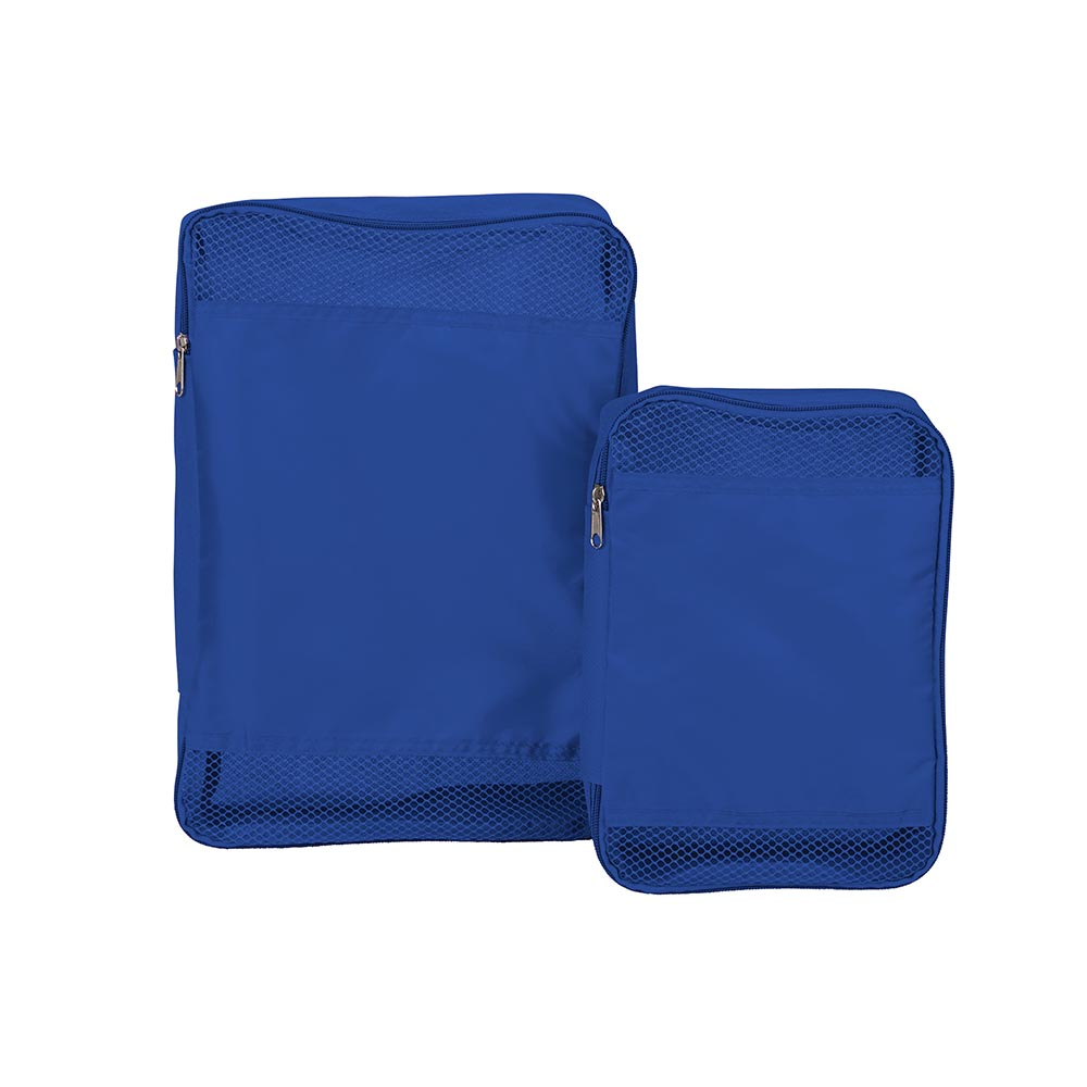 Packing cubes blue
