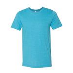 Medium aqua heather bella shirt