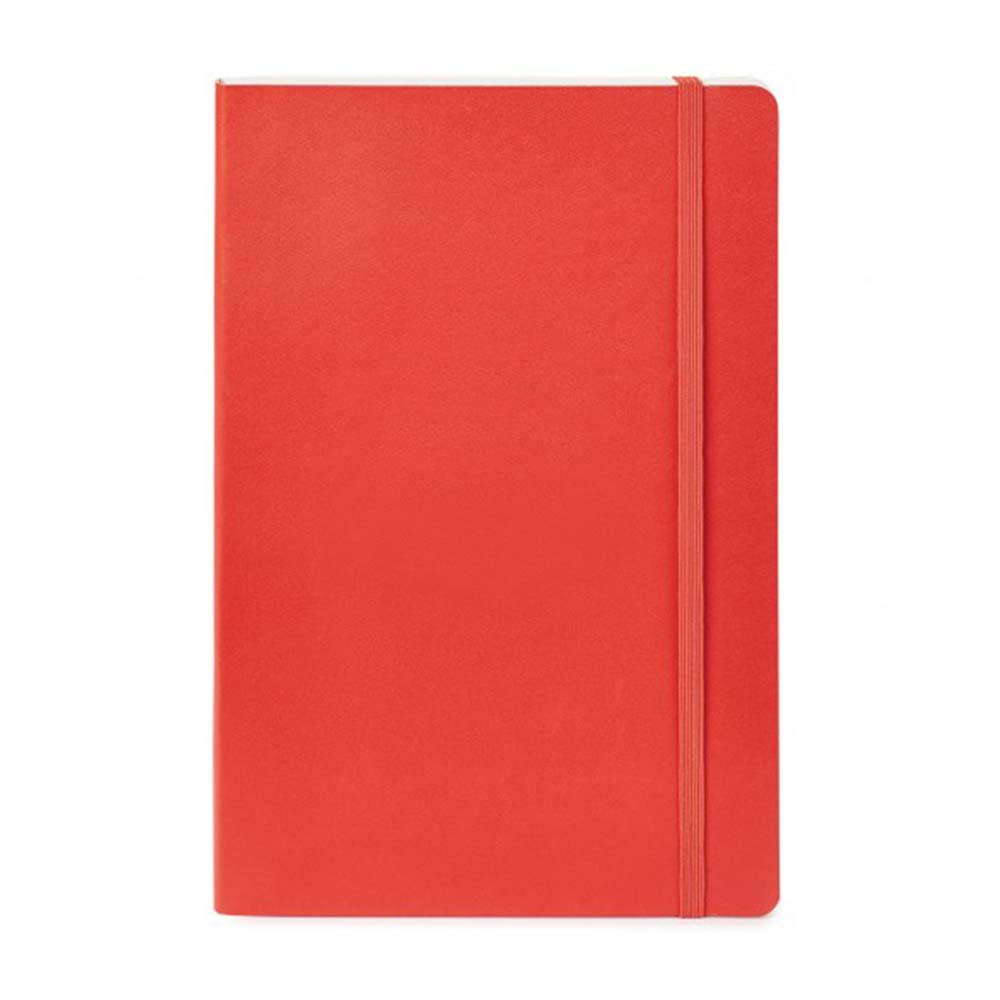 Red sparrow softcover notebook