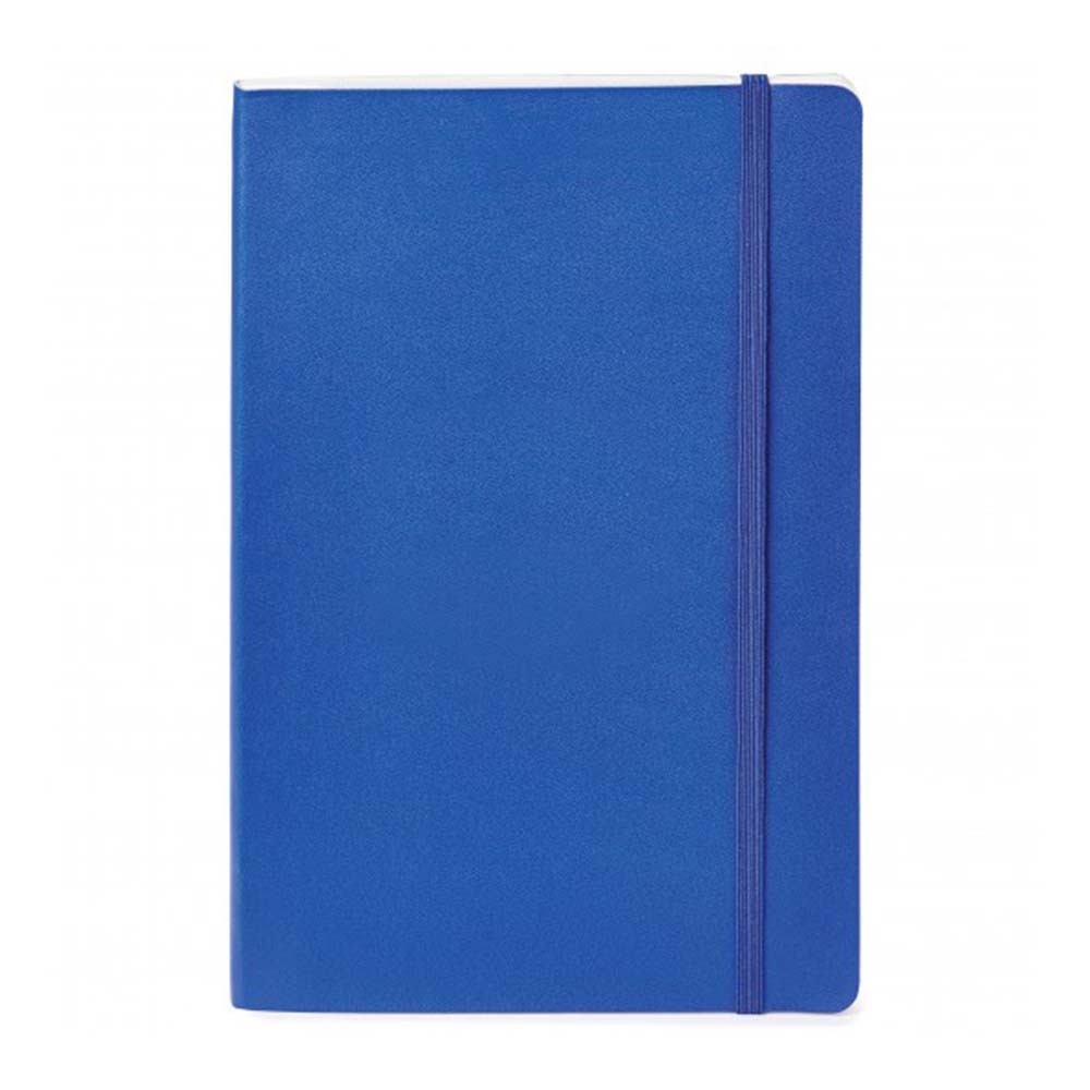 Blue sparrow softcover notebook