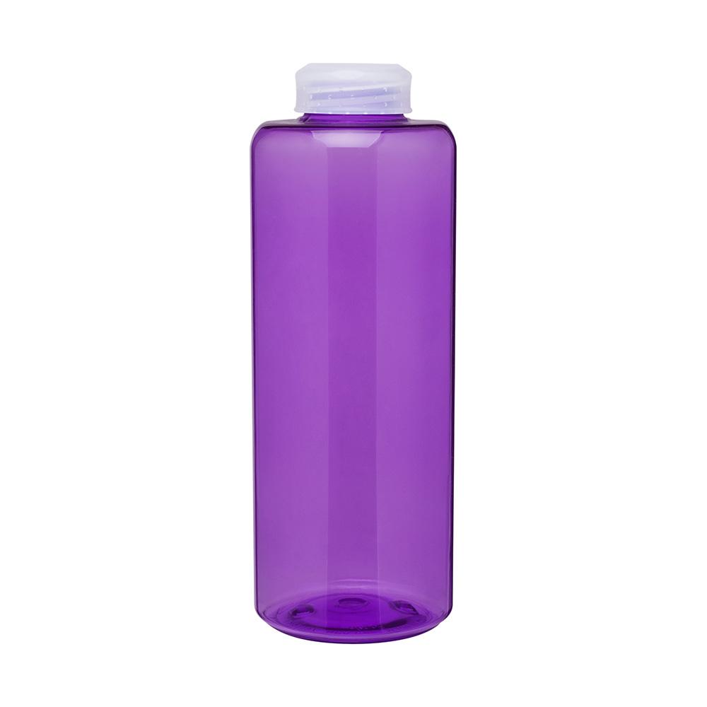 Purple malaga bottle