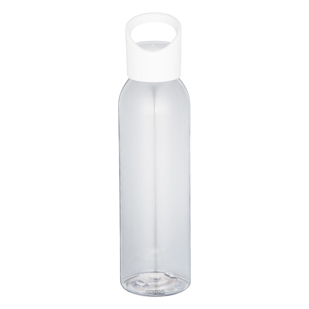 Clear transient bottle
