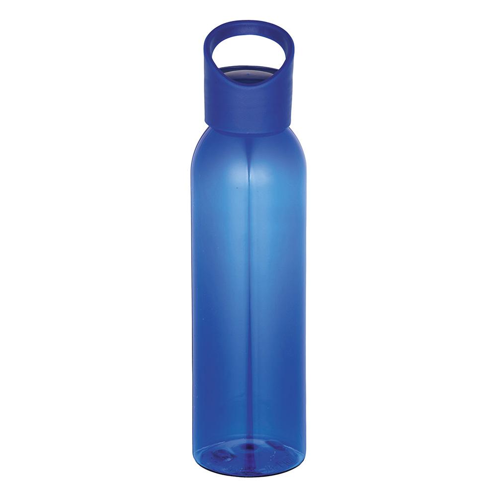 Blue transient bottle