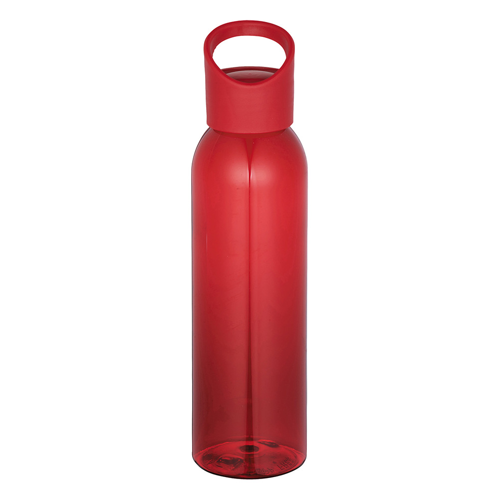 Red transient bottle