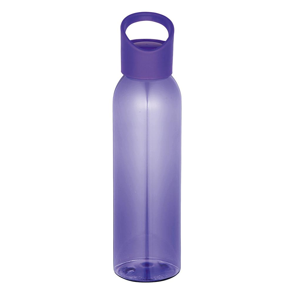 Purple transient bottle