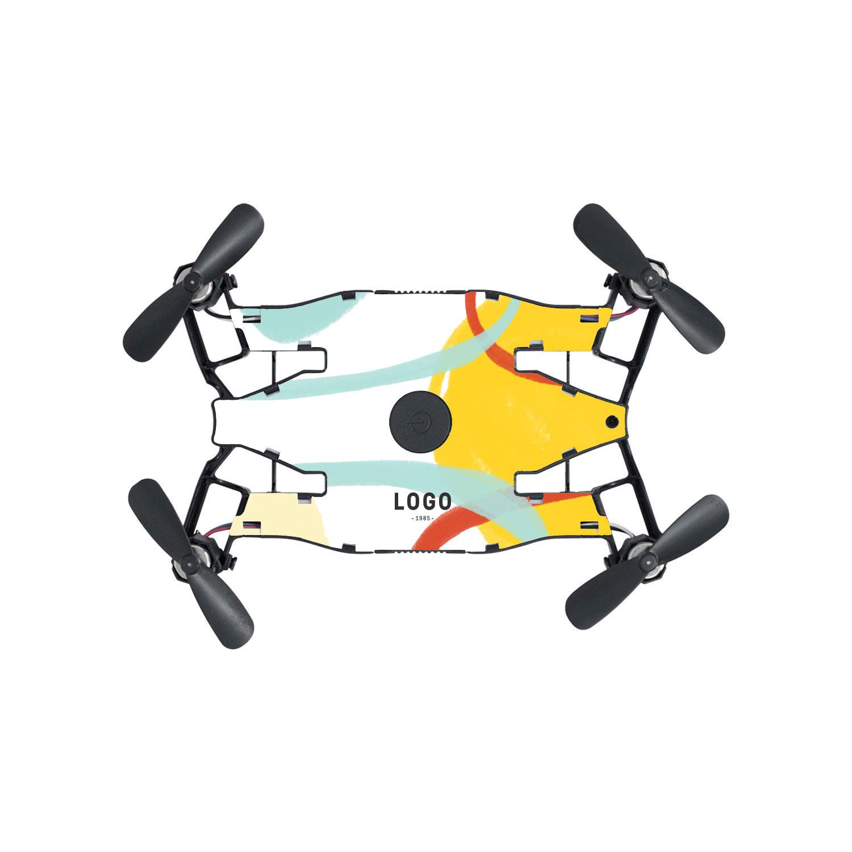 130219 mini selfie drone full color imprint