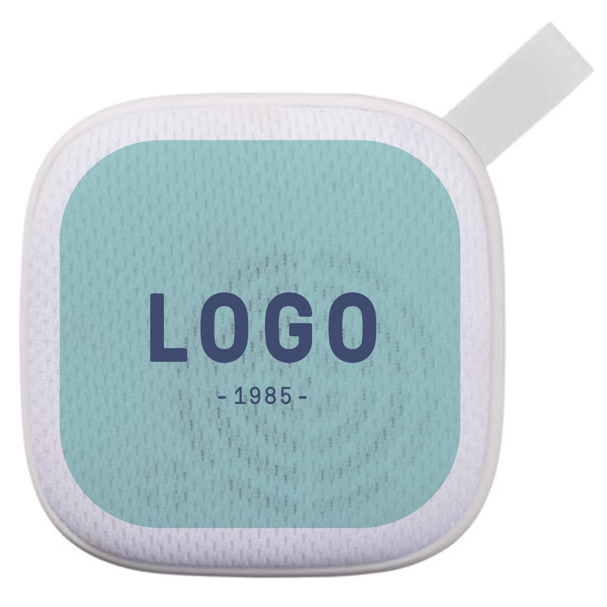 130217 portable fabric bluetooth speaker full color
