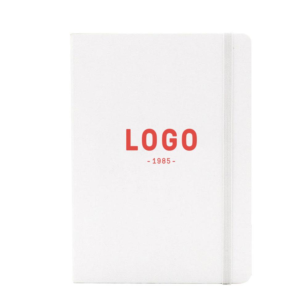 130205 medium essential journal one color one location imprint or deboss