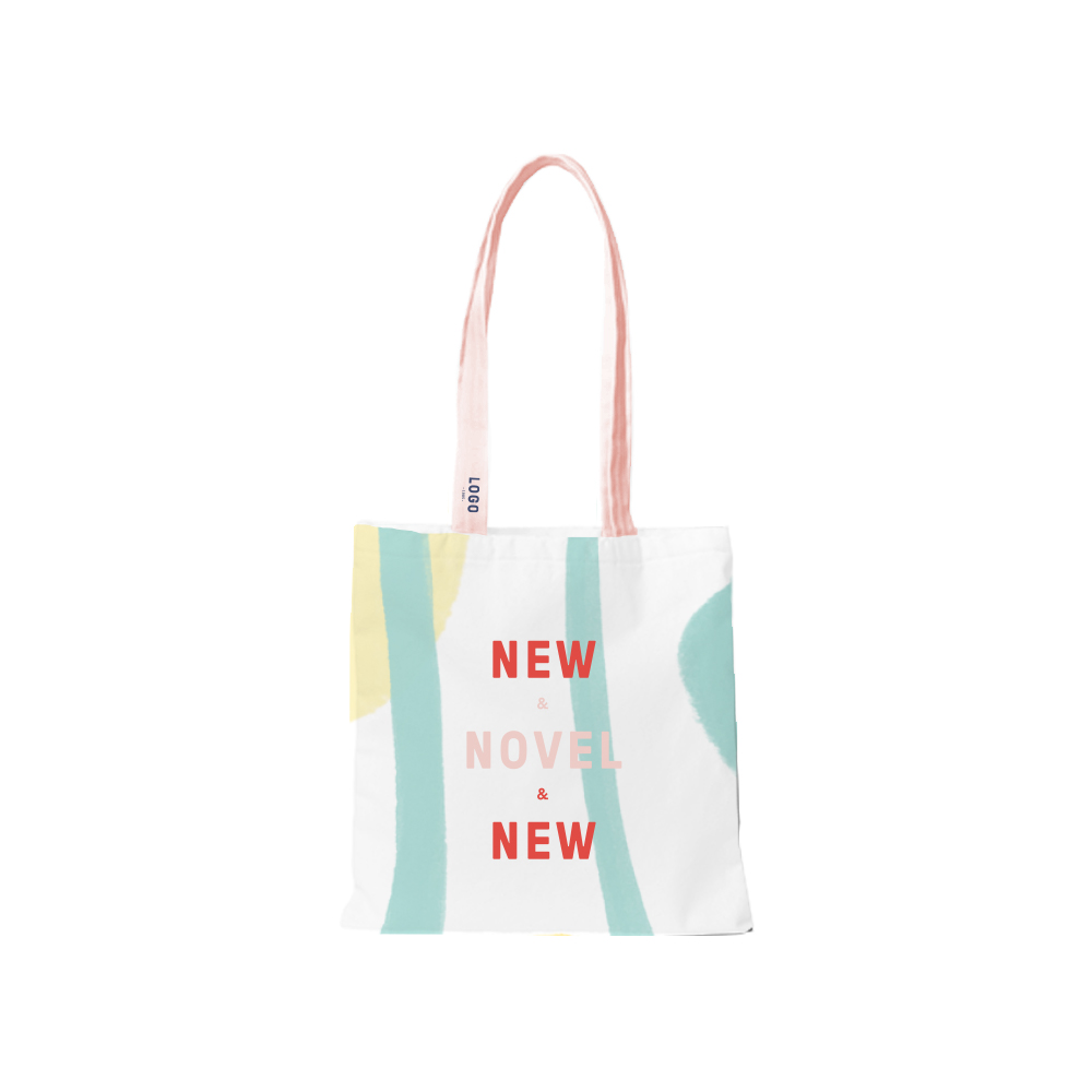 130194 full color vegan leather tote full color full bleed digital imprint