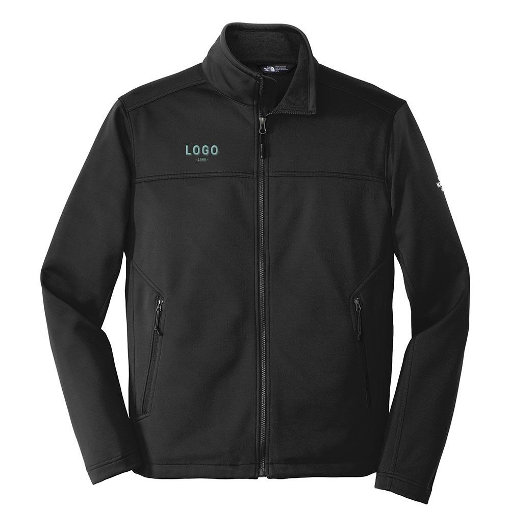 130192 ridgeline jacket one location embroidery