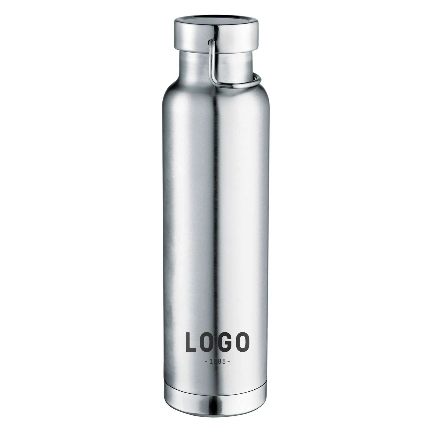 122704 gibson bottle one color one location imprint