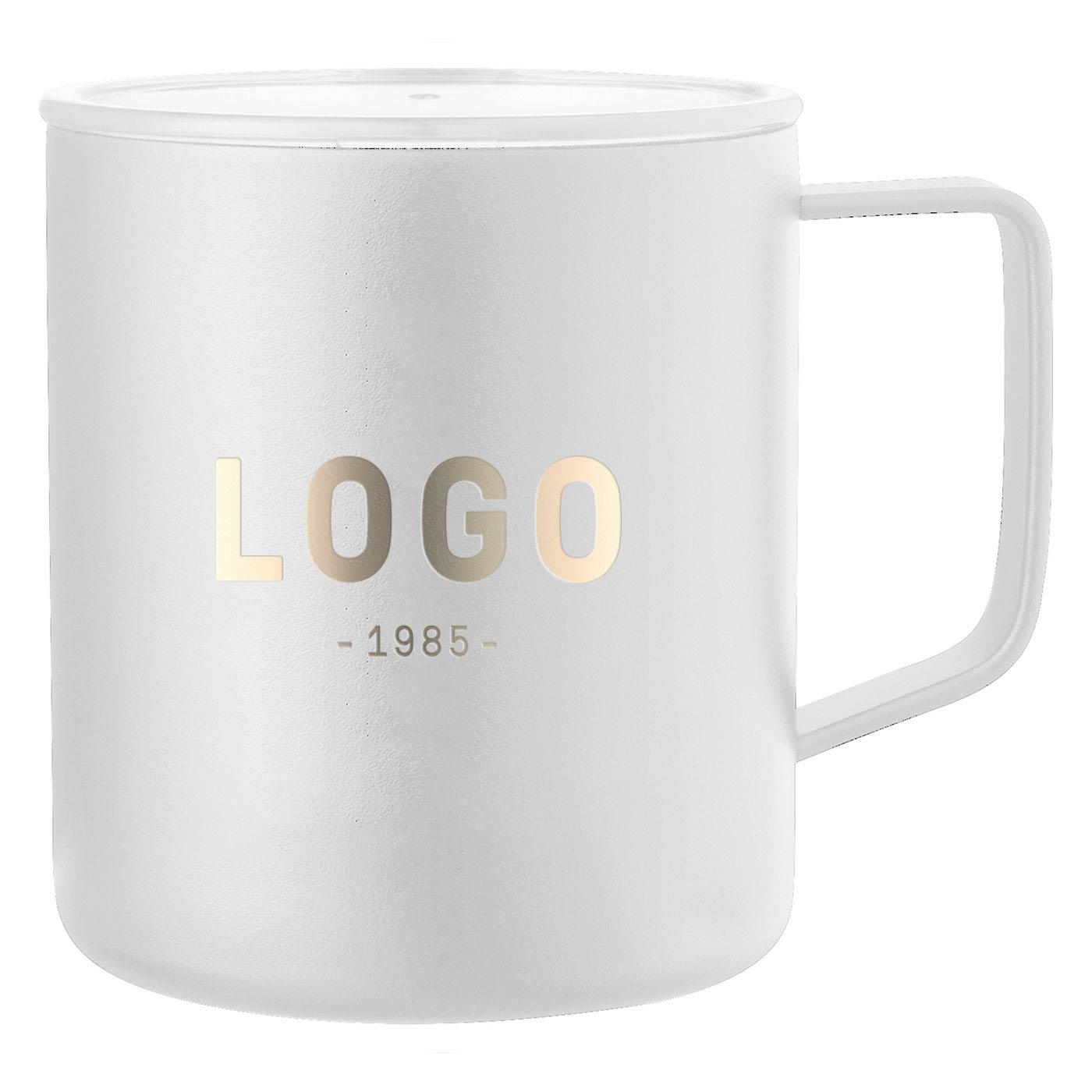 122700 vail insulated camp mug one location laser engraved
