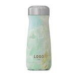 Medium 122699 16 oz traveler bottle one location laser engraved 2 x 3
