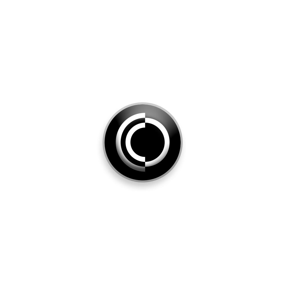 Epoxy dome pin