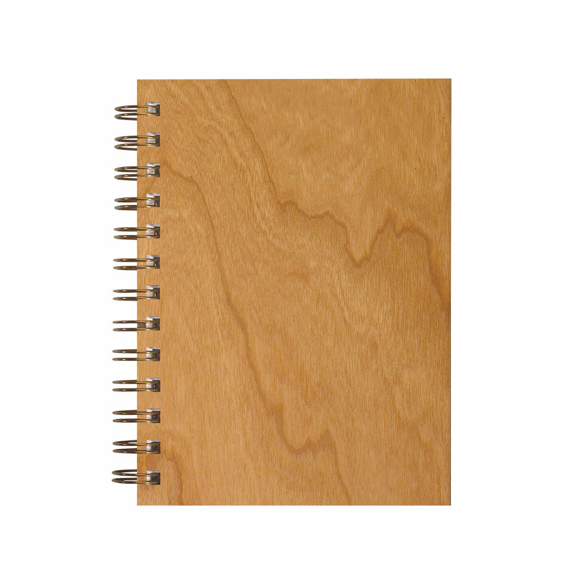 Wood journal cherry