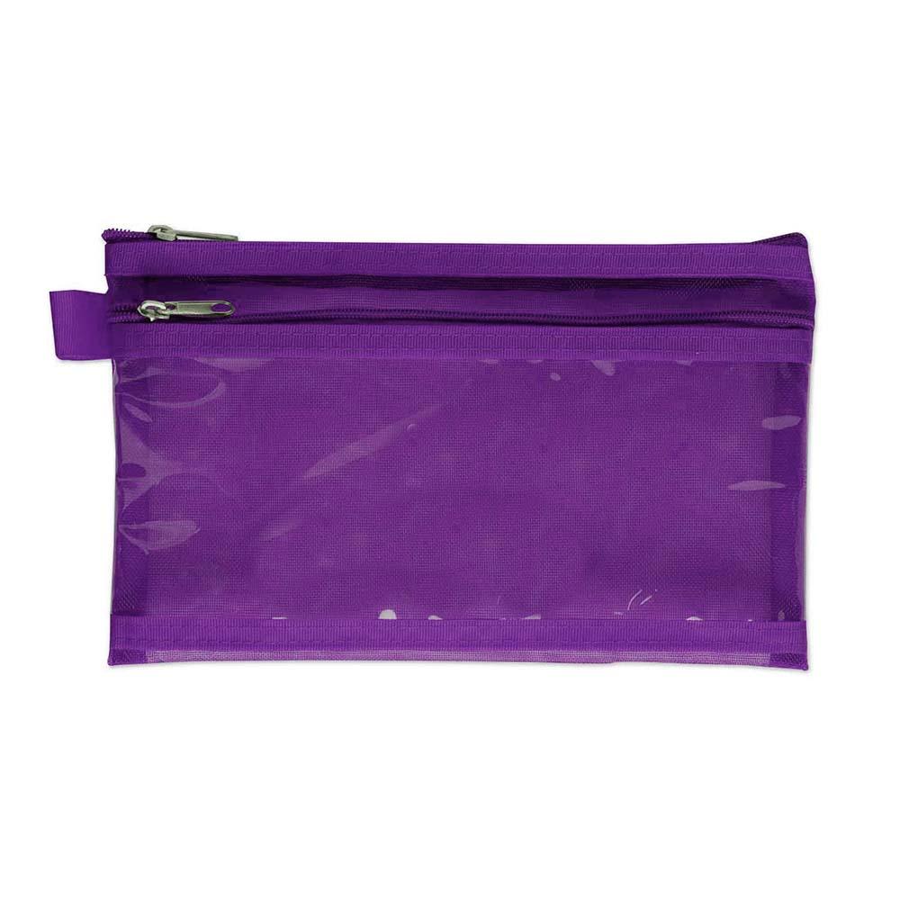 Purple fruit punch pouch
