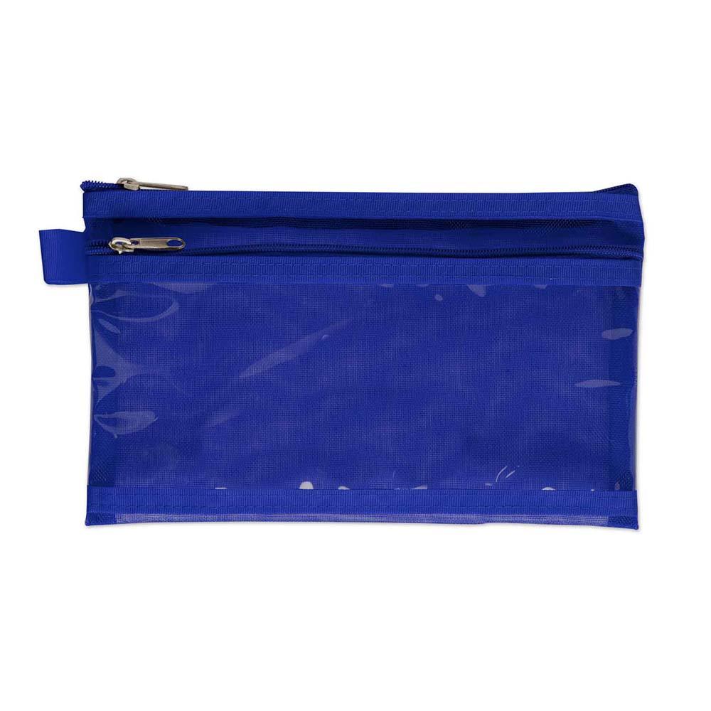 Blue fruit punch pouch