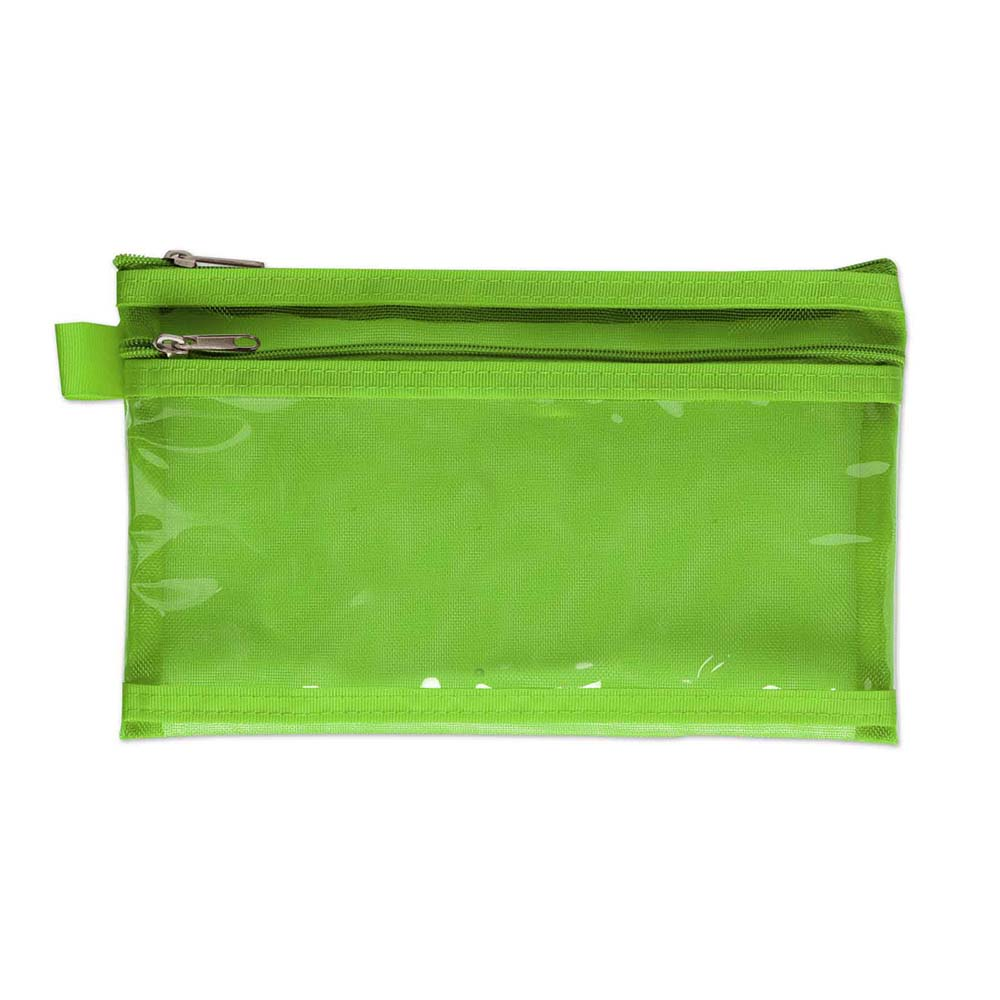 Lime fruit punch pouch