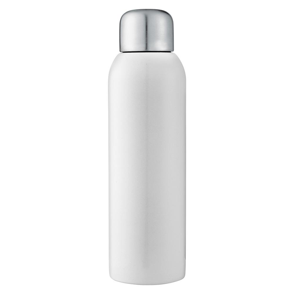 White formentera stainless bottle